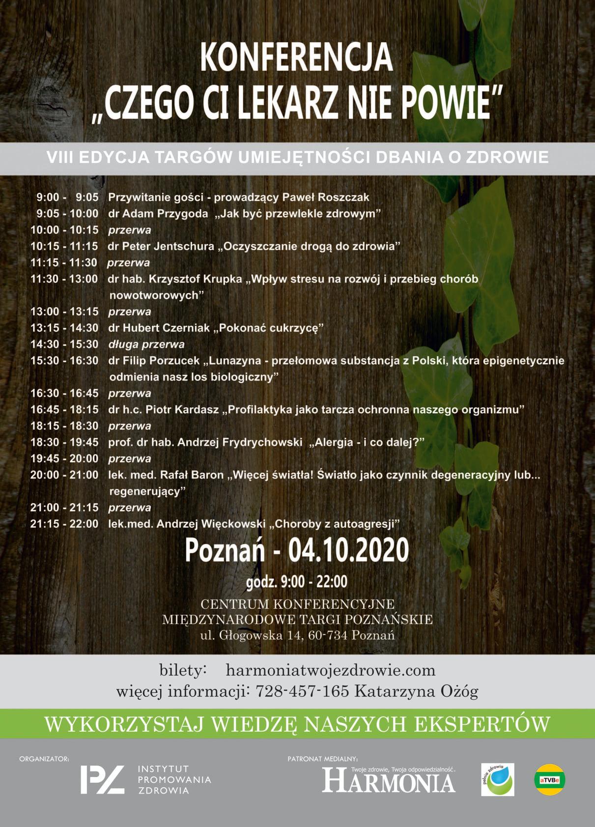Spotkajmy się w Katowicach i Poznaniu!