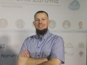 """Read more about the article Przemysław Kasprzyszyn: """"Najczęstsze przyczyny chorób nowotworowych"""""""