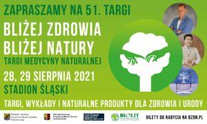 Bliżej Zdrowia, Bliżej Natury na Stadionie Śląskim