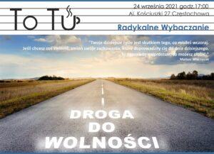 Read more about the article Radykalne Wybaczenie w Częstochowie